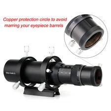 Guide Scope 50mm Multi-Use Finder Scope for CCD Astro Telescope