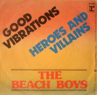 "THE BEACH BOYS ~ Good Vibrations ~1976 Italian 2-track 7"" vinyl single in p/slve"