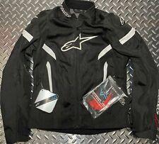 Women's Alpinestars STELLA T GP PLUS R V2 AIR Motorcycle Jacket Sz. M **NEW CLOS