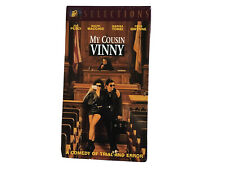 MY COUSIN VINNY VHS Joe Pesci Marisa Tomei (1992) *NEW SEALED*