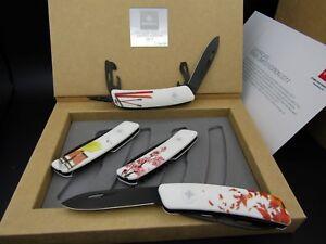 Schweizer Taschenmesser SWIZA 4 Jahreszeiten, 4 seasons limited,swiss army knife