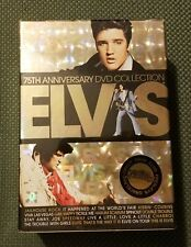 Unopened Elvis 75th Anniversary DVD Collection 17 Films 27 Hours Entertainment