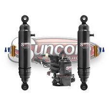 2000-2006 GMC Yukon Rear Active Suspension to Passive Air Shocks with Compressor