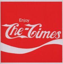 THE TIMES enjoy the times! CD ss UK 80S MOD PSYCH ED BALL bonus songs L@@K