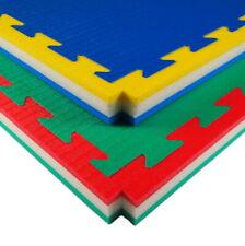 Tatami Judo MMA ecc. incastro reversibile 100x100x4cm