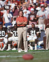 Cleveland Browns BILL BELICHICK Glossy 8x10 Photo NFL Football Print Poster