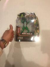 Marvel Legends ~ She-Hulk ~ BAF Blob Series Action Figure