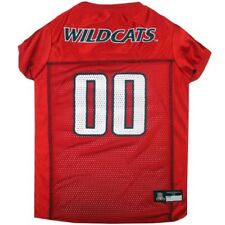 Arizona Wildcats NCAA Pets First Licensed Dog Mesh Jersey Red Size XS-XXL NWT