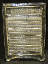 VINTAGE MIDGET WASHER CLEAR GLASS WASHBOARD MINIATURE