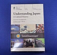 The Great Courses ~ Understanding Japan:A Cultural History ~DVDs/Book~ NEW!!