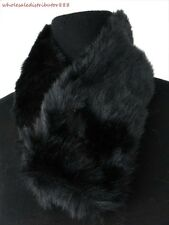 US SELLER imitation fur collar scarf neck warmer winter neck wrap ML2