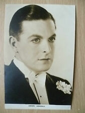 Film Actors Postcard- HENRY KENDALL ''Film Weekly, London''