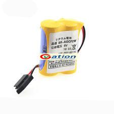 for BR-AGCF2W 6V PLC Battery A98L-0031-0011 A06B-6093-K001