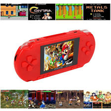 Rot PXP 3 Game Console Handheld Portable 16 Bit 150 Games For Kids Children