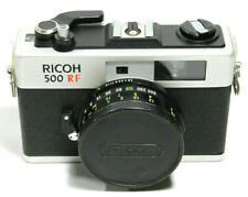 Ricoh 500 RF 35mm Manual Film Camera with Cap UK Fast Post