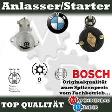BMW 750 850 i iL Ci CSi i V12 8ER ANLASSER STARTER ORGINAL BOSCH E31 E32 E38 V12