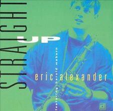 Eric Alexander (Saxophone) - Straight Up  (Sep-1993, Delmark (Label) CD
