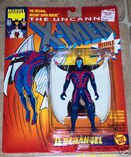 Marvel X Men ARCHANGEL missle firing wings Toybiz moc