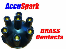 Distributor cap for 6cyl Lucas 22D6 25D6 distributor Quality Brass contacts