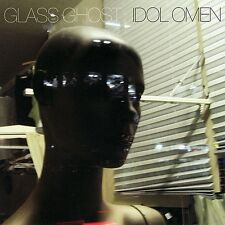Glass Ghost Idol Omen Vinyl LP Record & MP3 Indie Rock Electro Experimental NEW+