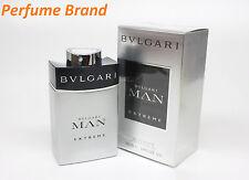 Bvlgari Man Extreme 3.4oz 100ml Eau de Toilette Spray For Men