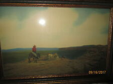 J R Willis southwest artwork signed