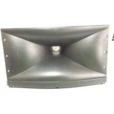 "14.75""x 8.5"" Rectangle ABS Screw-On Horn For Assort Speaker Cabinet 26mm Throat"