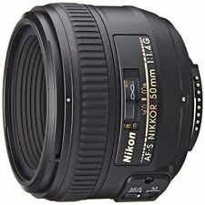 Near Mint! Nikon AF-S FX NIKKOR 50mm f/1.4G - 1 year warranty
