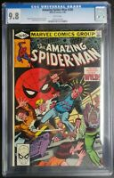 Amazing Spider-Man #206 Marvel Comics CGC 9.8 White Pages