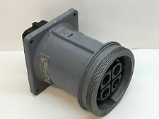 Russellstoll JCS1034H Pin and Sleeve Receptacle 100A 600VAC 250V 3-Pole 4W