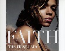 CD FAITHthe first ladyEU EX (B1038)