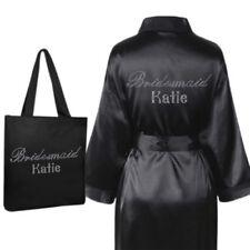 Silk Bridal Kimono Nightwear for Women