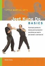 Jeet Kune Do Basics (Tuttle Martial Arts Basics)-ExLibrary
