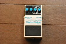 Boss (Vintage) DD-2 Delay Guitar Effect Pedal Made in JAPAN Worldwide Shipping!!