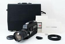 Excellent+++++ Elmo Super 110 8mm super 8 Cine Movie Film Camera From JAPAN