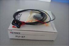 1PC NEW KEYENCE Fiber Amplifier Sensor FU-37