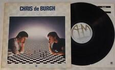 CHRIS DE BURGH Best Moves LP Vinyl 1981 A&M Records * TOP