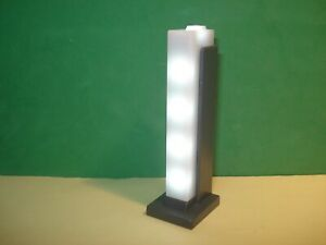 PLAYMOBIL 9268 Lamp Of Foot With Light LED, Condition New