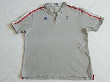 TEAM GB GREAT BRITAIN 2012 OLYMPIC POLO SHIRT JERSEY ,MENS 2XL