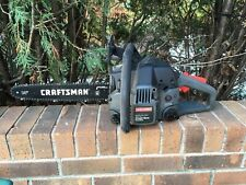 Chainsaw. Craftsman 14� Used