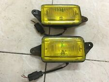 Daihatsu JDM OEM Yellow Foglights (Used)
