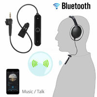Bluetooth Adapter for BOSE AE2 AE2i AE2w Black USB Charging Headphones Wireless