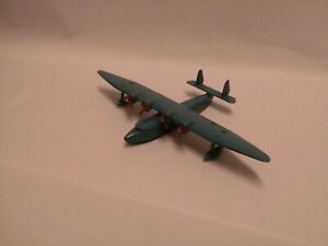Dinky 60w Areoplane Flying Boat BLUE 1945/48 Hard To Find Excellent Condition...