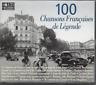 COFFRET 2 CD  100 CHANSONS FRANÇAISE DE LÉGENDE   CO78