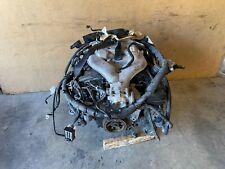 CADILLAC CTS 2008-2011 OEM 8TH DIGIT V 3.6L V6 COMPLETE ENGINE MOTOR BLOCK 55K