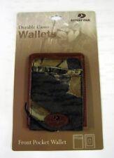 MOSSY OAK Camo Front Pocket Wallet