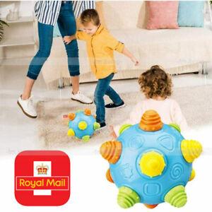 Bouncing Sensory Vibrating Music Shake Baby Move Early Learning Dancing Ball Toy