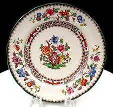 """SPODE ENGLAND 2/9253 IMPERIALWARE CHINESE ROSE 7 1/2"""" SALAD PLATE 1913-2006"""