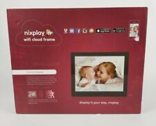 "Nixplay Original 15"" Digital WiFi Photo Frame Wall-Mountable Digital FREE SHIP"