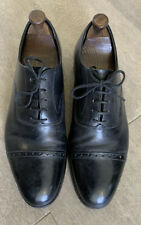 Edward Green Shoes 8.5 Uk ,  9 USA Sizing, With Wooden Trees .